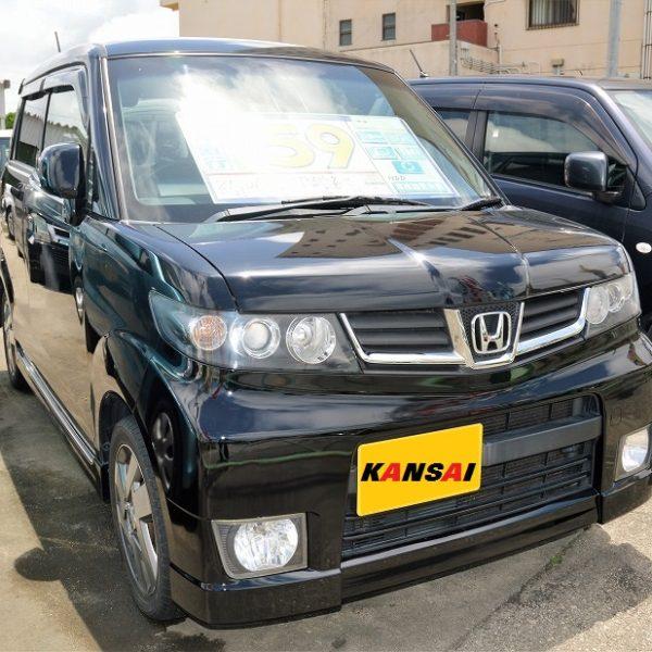 ホンダ ゼスト スパーク 59万円 H21年式