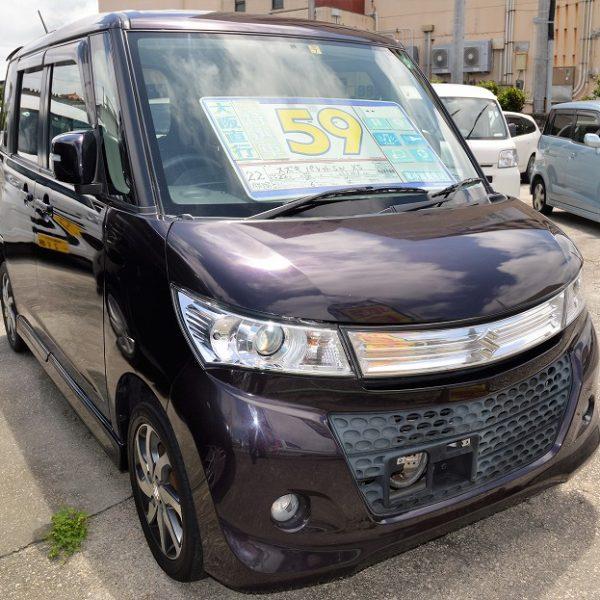【プライスダウン】 スズキ パレットSW XS 65→59万円