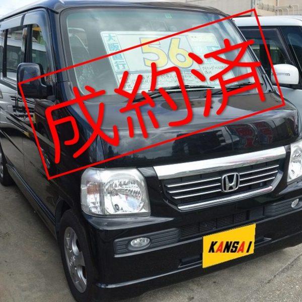 【ご成約】バモス L スタイリッシュパッケージ 59→56万円 H22年式