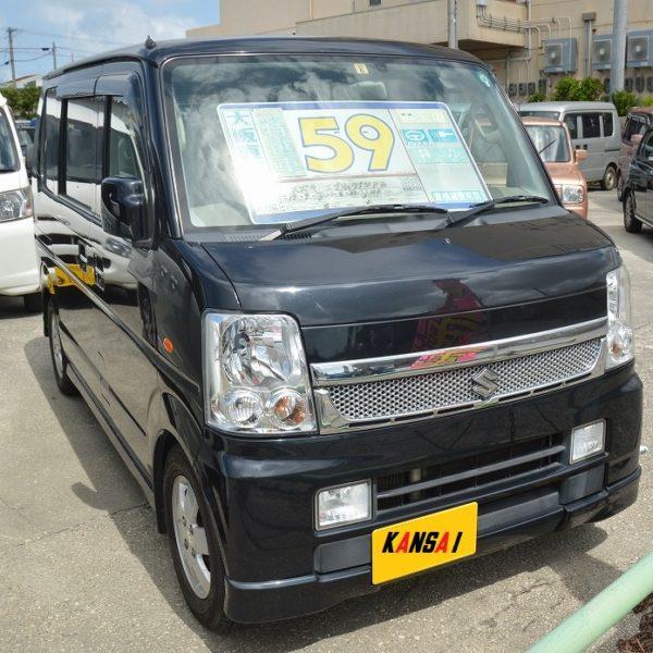プライスダウン!エブリィワゴン PZ ターボ  65→59万円