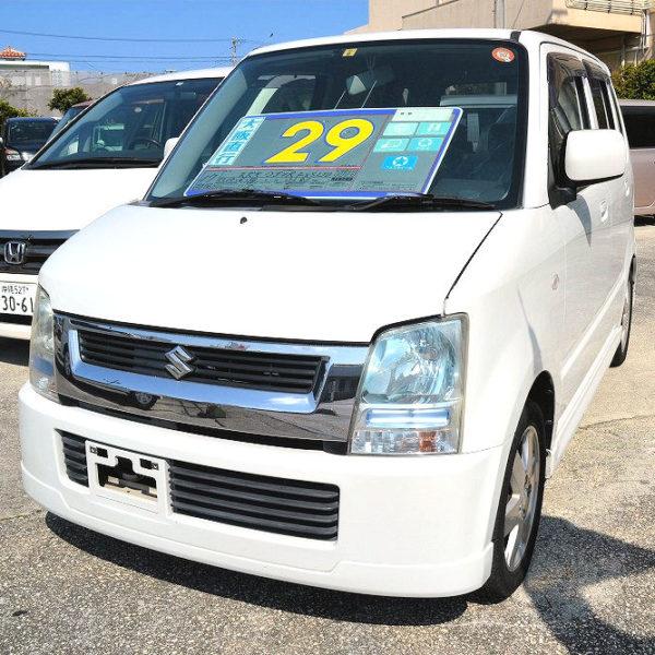 ワゴンR FXS Limited 29万円 H17年式 走行8.1万km
