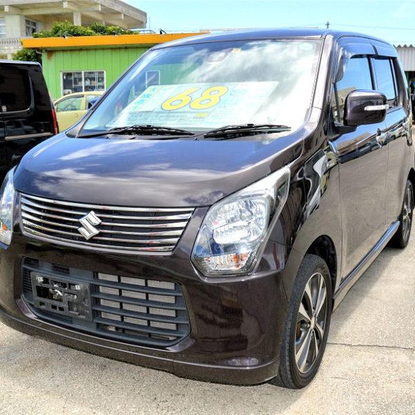 ワゴンR 黒 20thアニバーサリー特別仕様車 68万円 H25年式