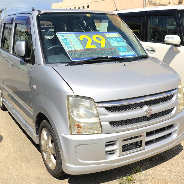 ワゴンR 29万円 FX-S Limited H18年式 走行12.3万km 車検31年4月