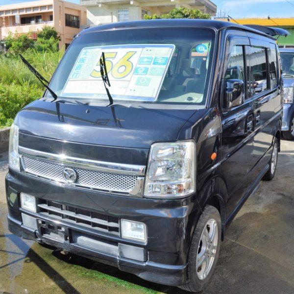 【プライスダウン】スクラムワゴンPZターボ 黒 59→56万円 H20年式 走行12.9万km 車検別途