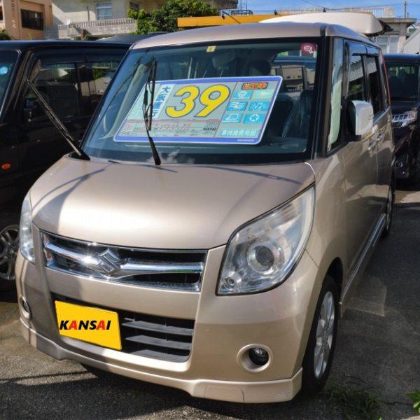 【プライスダウン】パレットXS ゴールド 46→39万円 H20年式 走行11.5万km 車検R3年5月