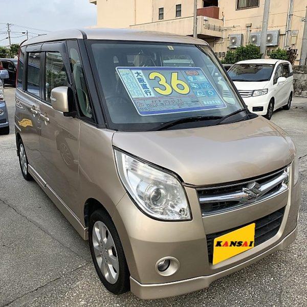 【プライスダウン】パレットXS ゴールド 39→36万円 H20年式 走行11.5万km 車検R3年5月