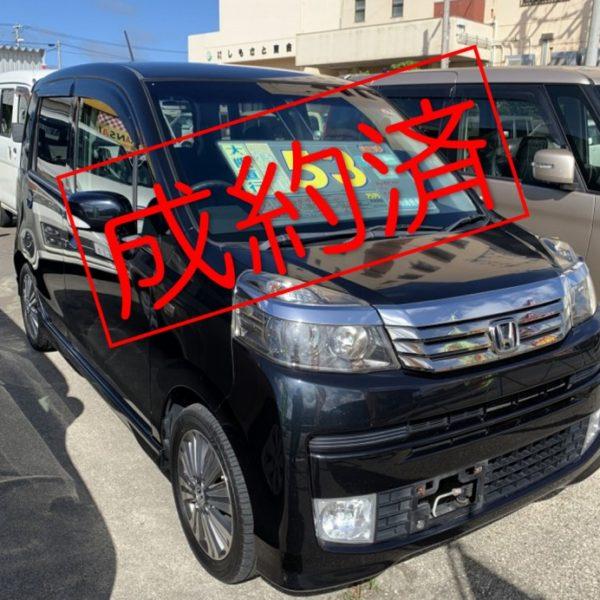【ご成約済み】ライフディーバ 黒 53万円 H23年式 走行10.1万km 車検R2年4月