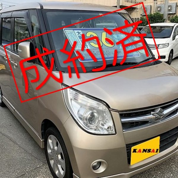 【ご成約済み】パレットXS ゴールド 39→36万円 H20年式 走行11.5万km 車検R3年5月