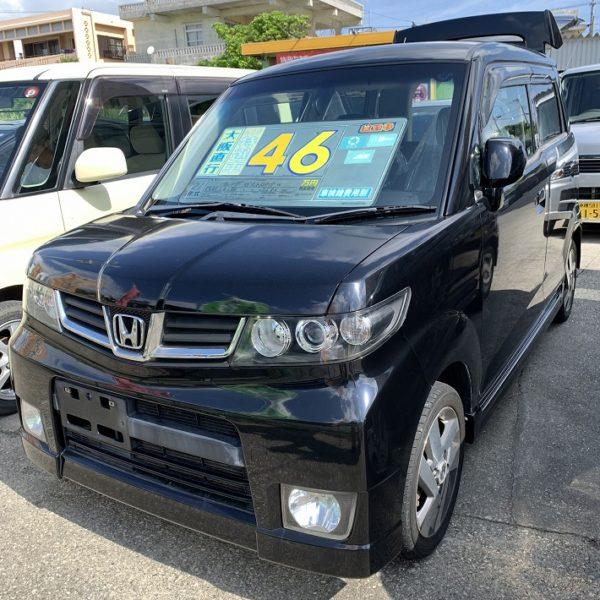 【プライスダウン】ゼストスパークW 黒 46→43万円 H21年式 走行8.6万km 車検費用別途