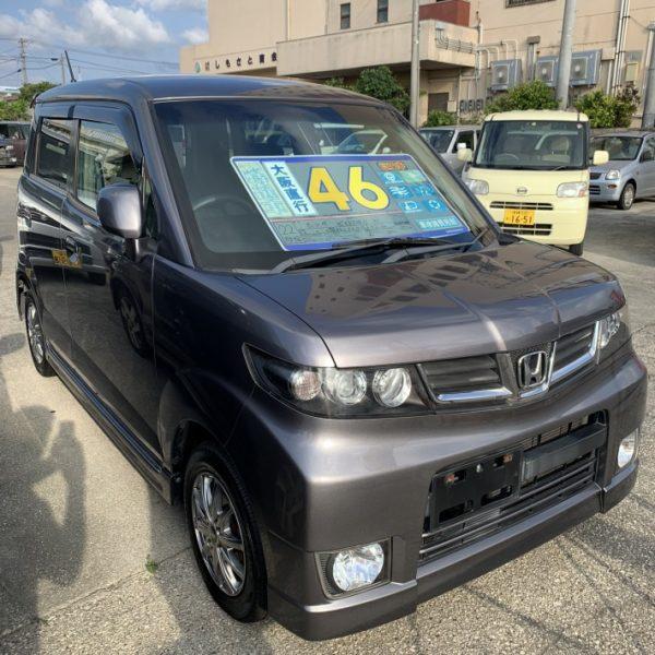 【プライスダウン】46→43万円 ゼスト スパーク ガンメタ  H22年式 走行9.2万km 車検R3年1月まで